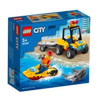 LEGO City ATV strandredding 60286