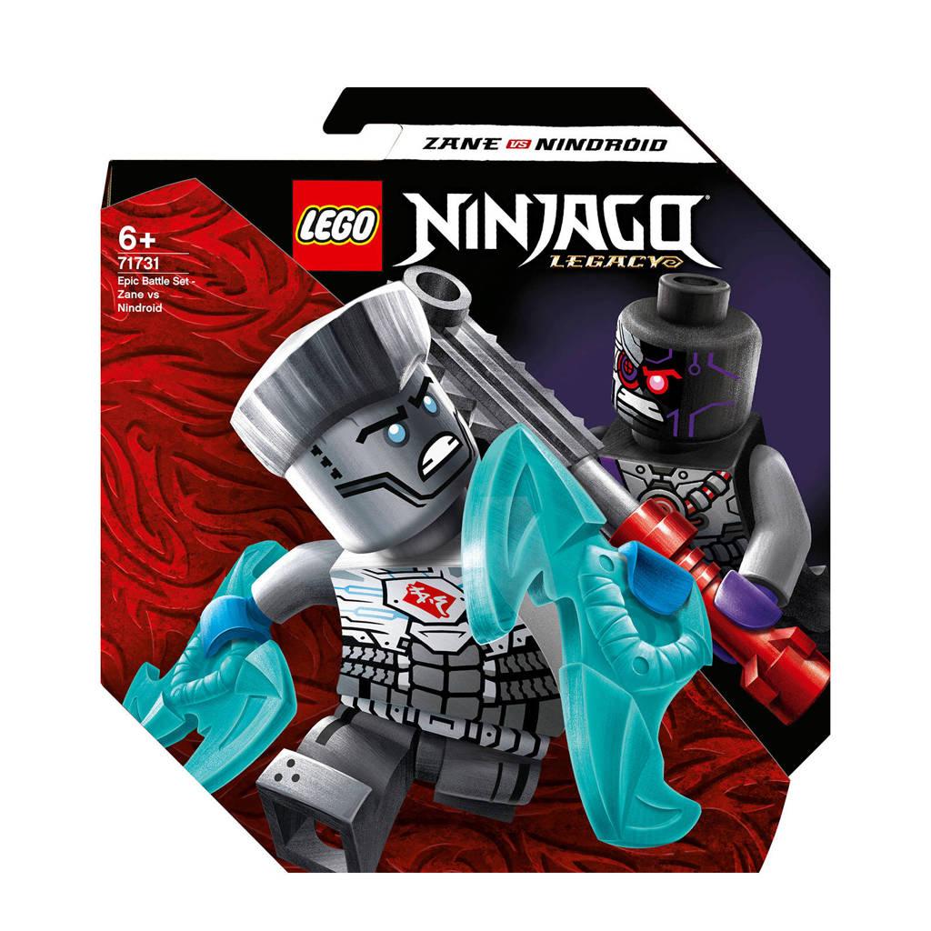 LEGO Ninjago Epische Strijd set - Zane tegen Nindroid 71731