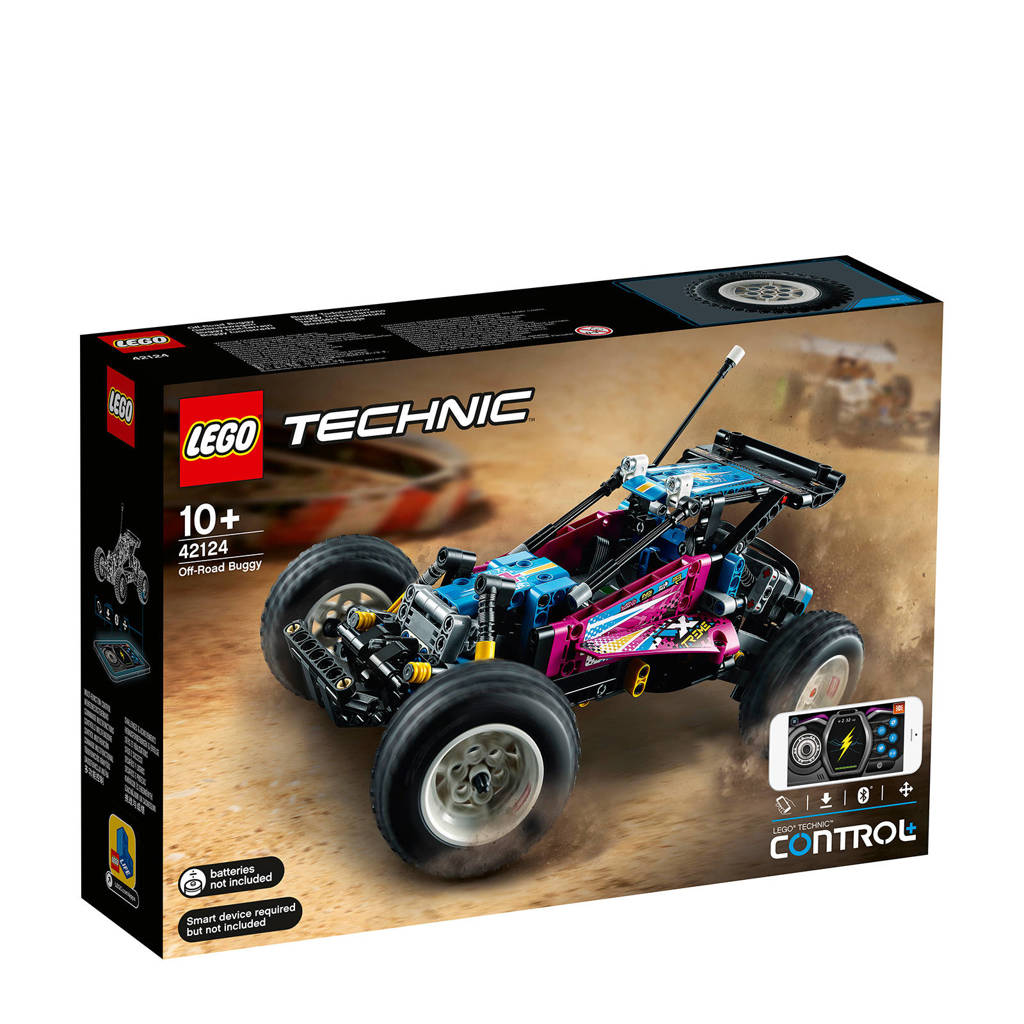 LEGO Technic Terreinbuggy 42124