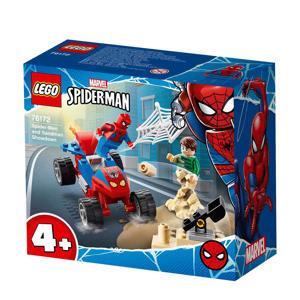 Spider-Man en Sandman Duel 76172