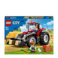 LEGO City Tractor 60287