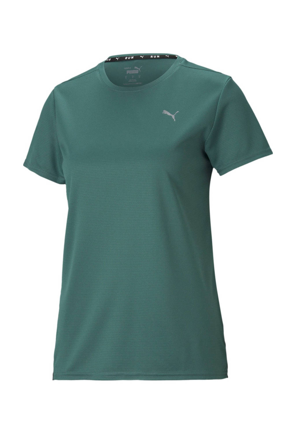 Puma hardloopshirt groen, Groen