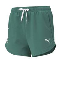 Puma short groen, Groen