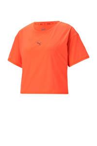 Puma hardloopshirt oranje, Oranje