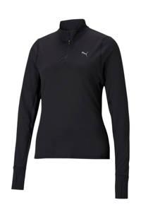 Puma hardloopsweater zwart, Zwart