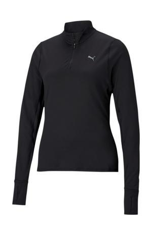 hardloopsweater zwart