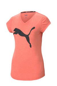Puma sport T-shirt peach, Peach