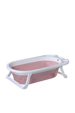 opvouwbaar babybad Wave roze