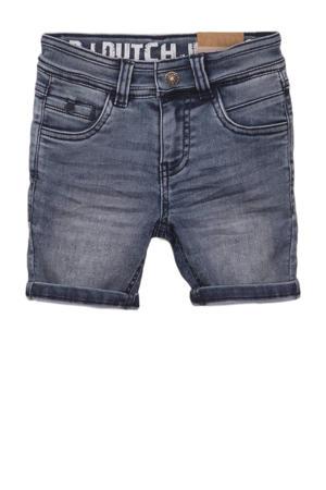 jeans bermuda stonewashed