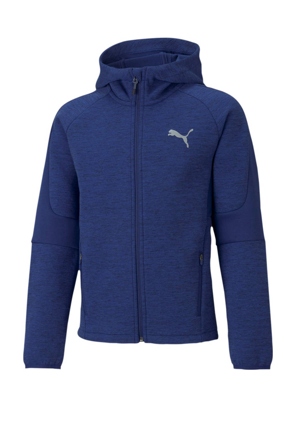 Puma vest donkerblauw, Donkerblauw