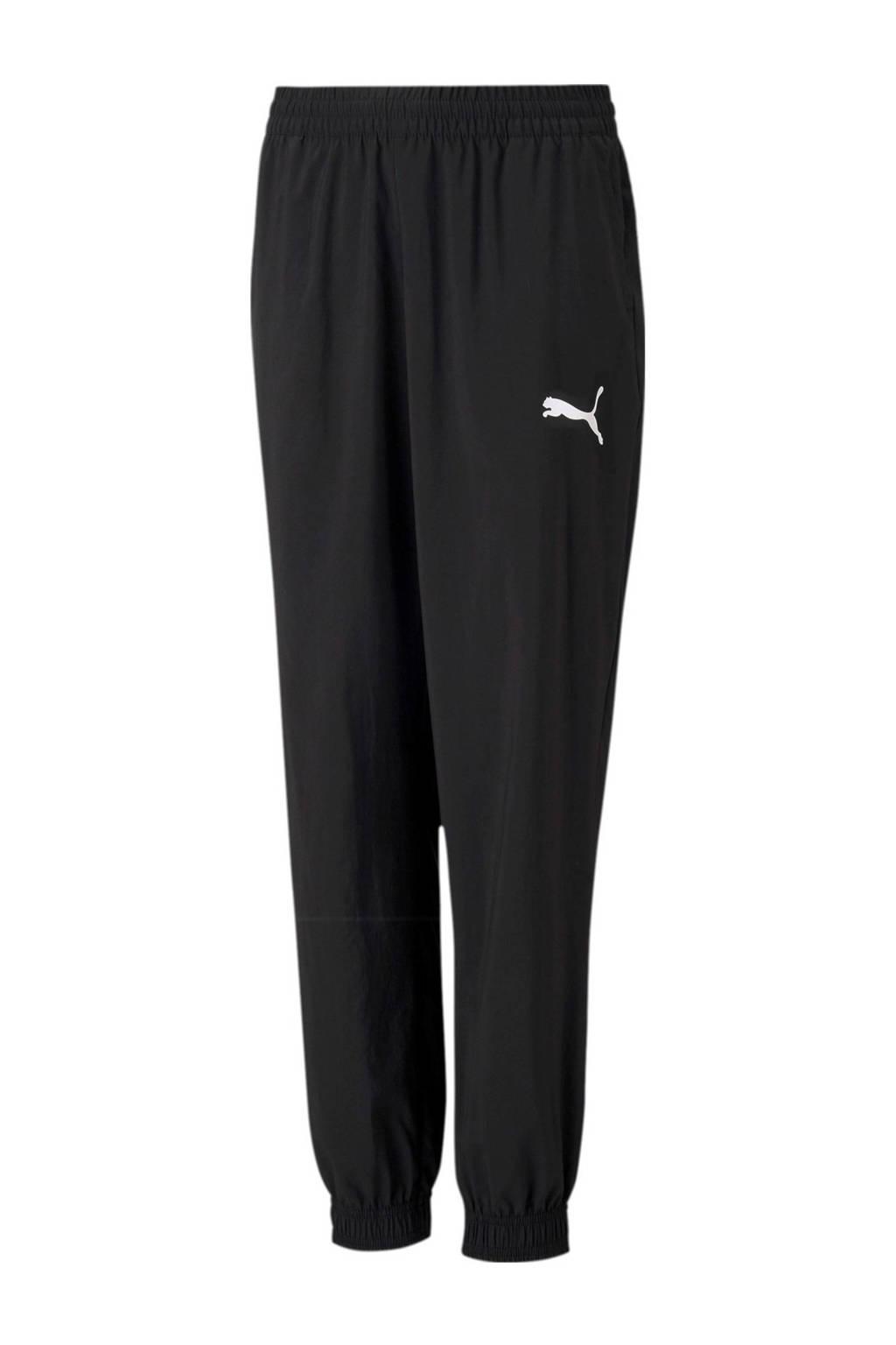 Puma broek zwart, Zwart
