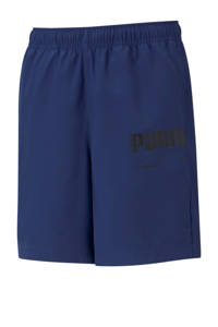 Puma short blauw, Blauw