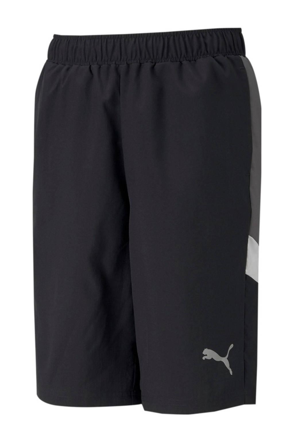 Puma short zwart/wit/grijs, Zwart/wit/grijs