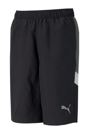 short zwart/wit/grijs