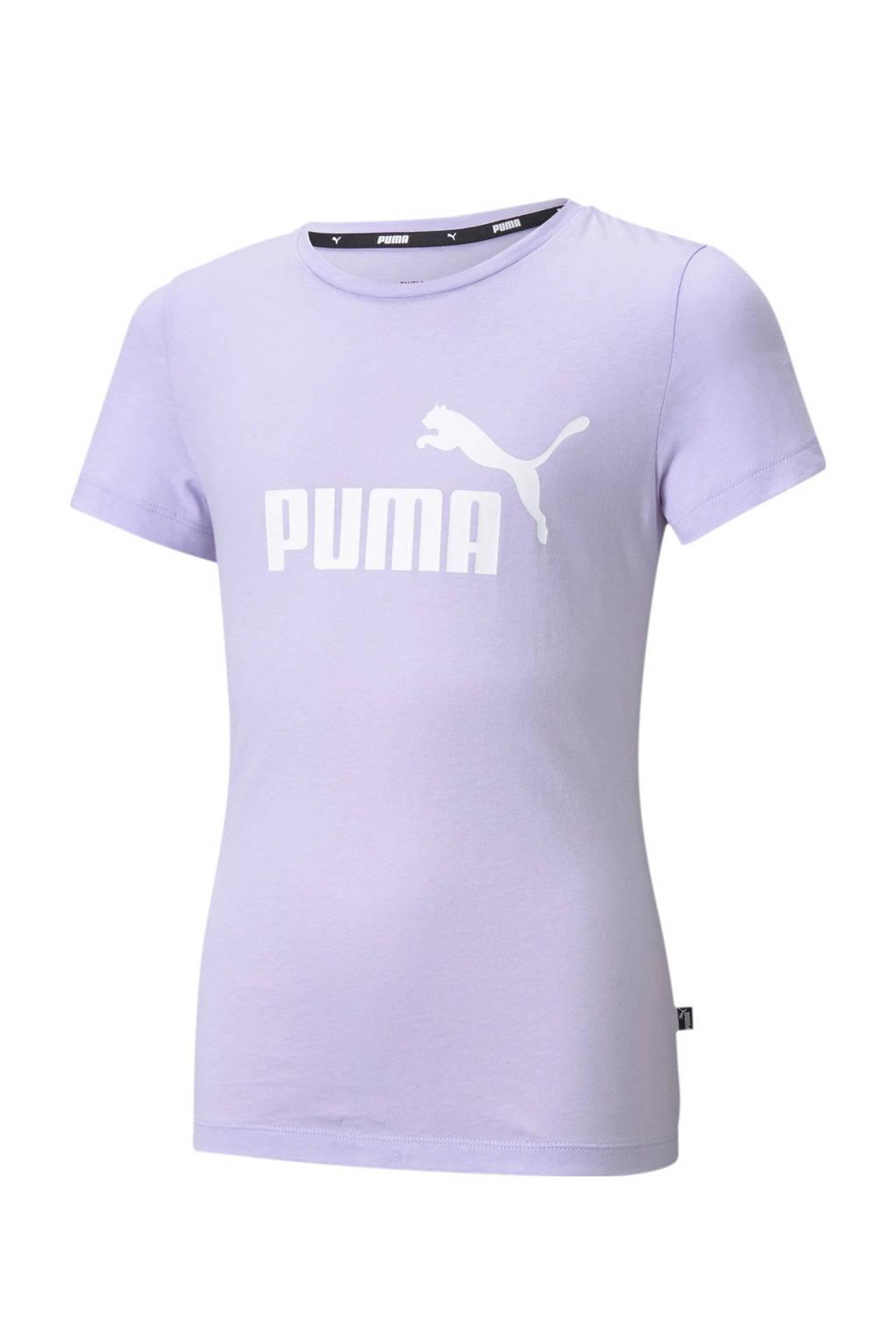 Puma T-shirt lila, Lila