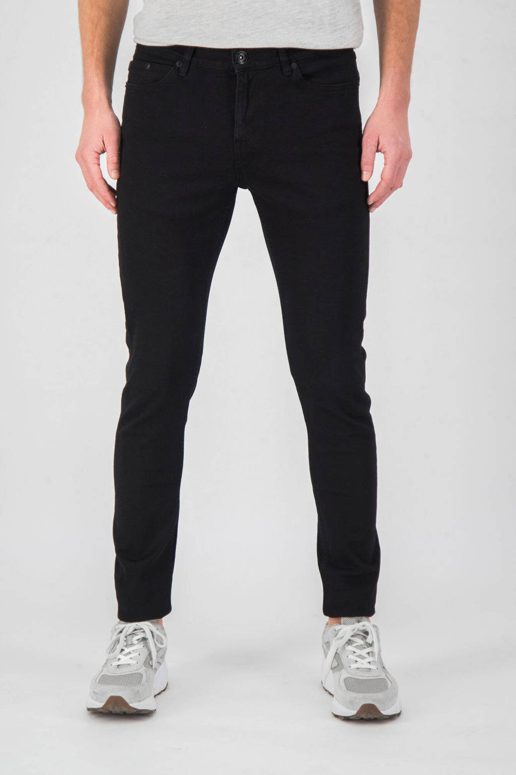 Garcia skinny jeans Fermo 650 rinsed, Rinsed