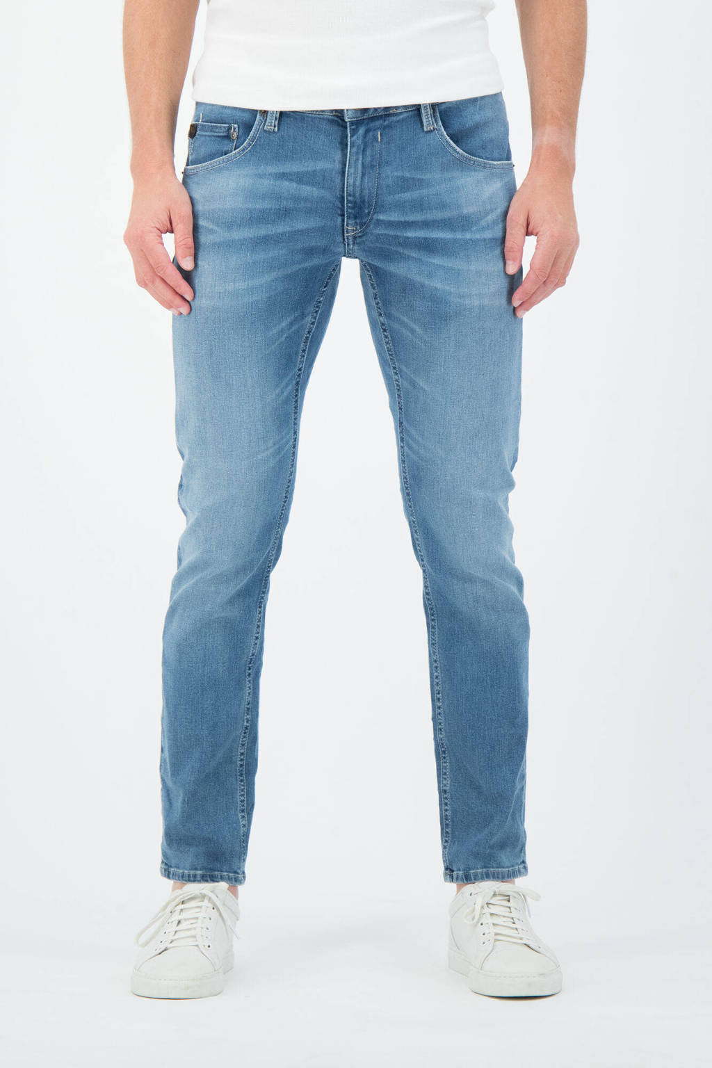 Garcia tapered fit jeans Russo 611 light used, Light used