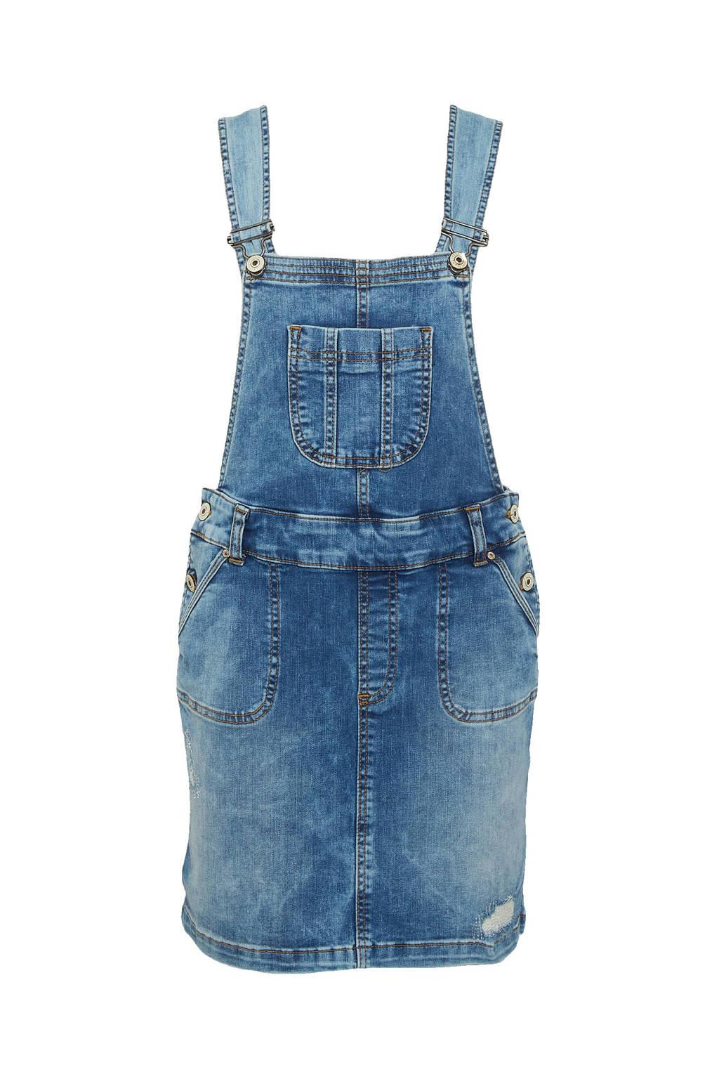 LTB salopette denim jurk Judith Elie wash