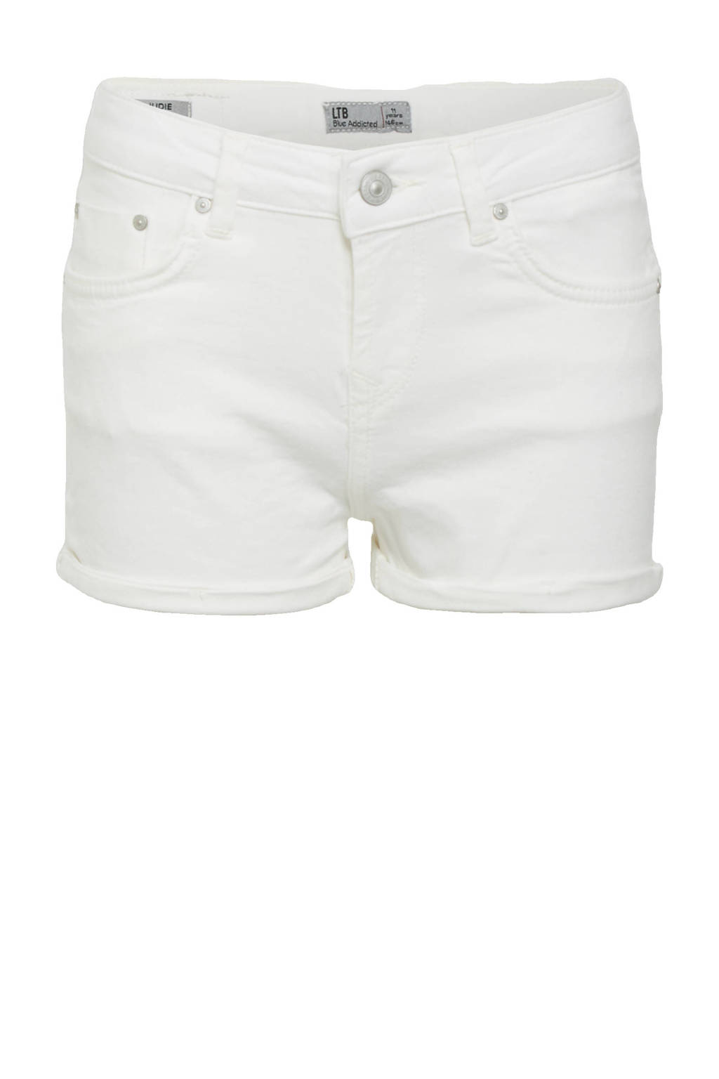 LTB slim fit jeans short Judie marshmallow wash, Marshmallow wash