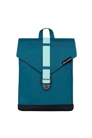 inch rugzak Original Backpack petrol/lichtblauw