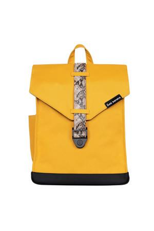 15,6 inch rugzak Original Backpack geel/grijs