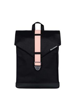 inch rugzak Original Backpack zwart/roze
