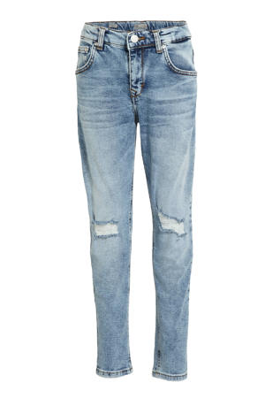 mom jeans Eliana H gaura wash