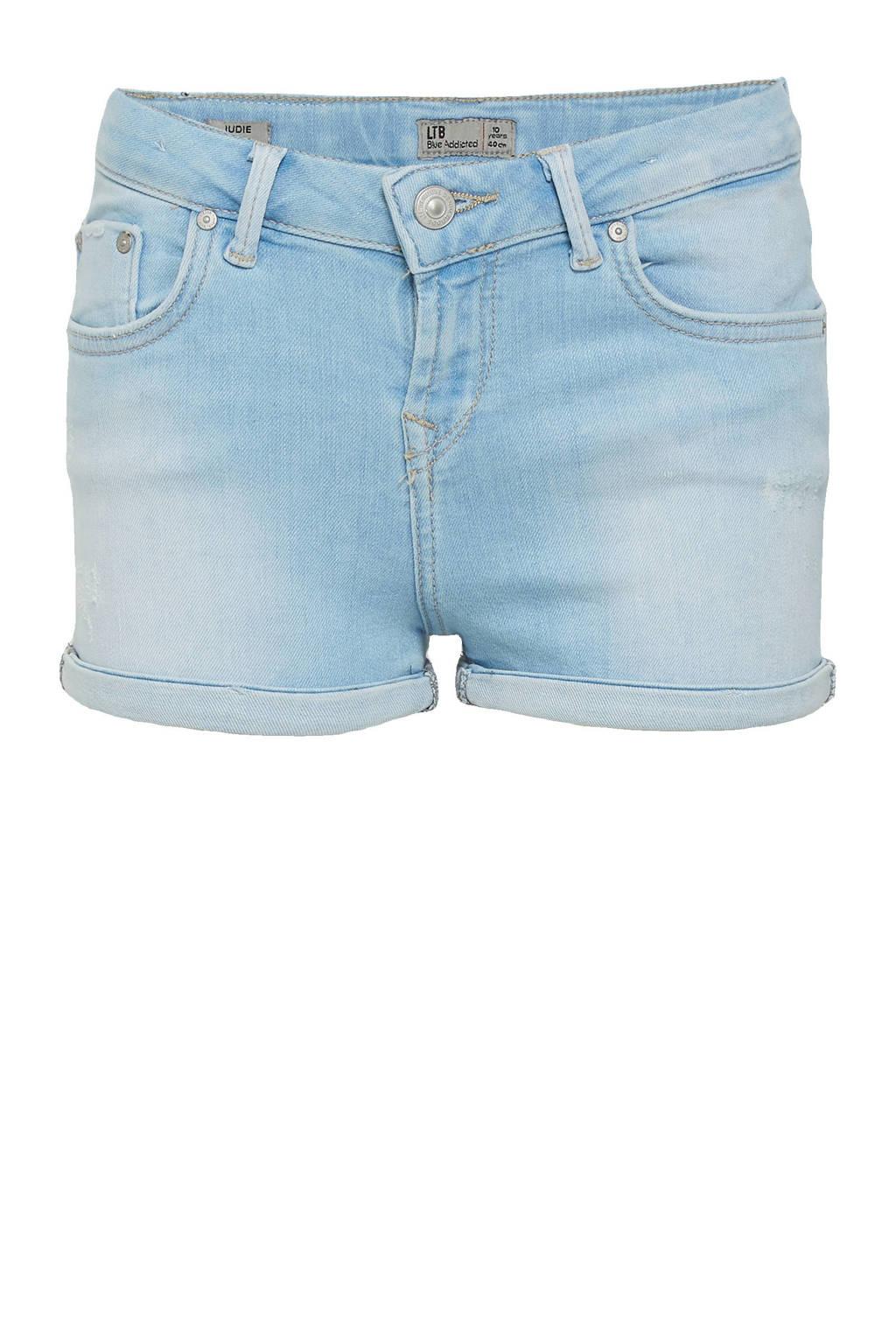 LTB slim fit jeans short Judie coralie wash, Coralie wash