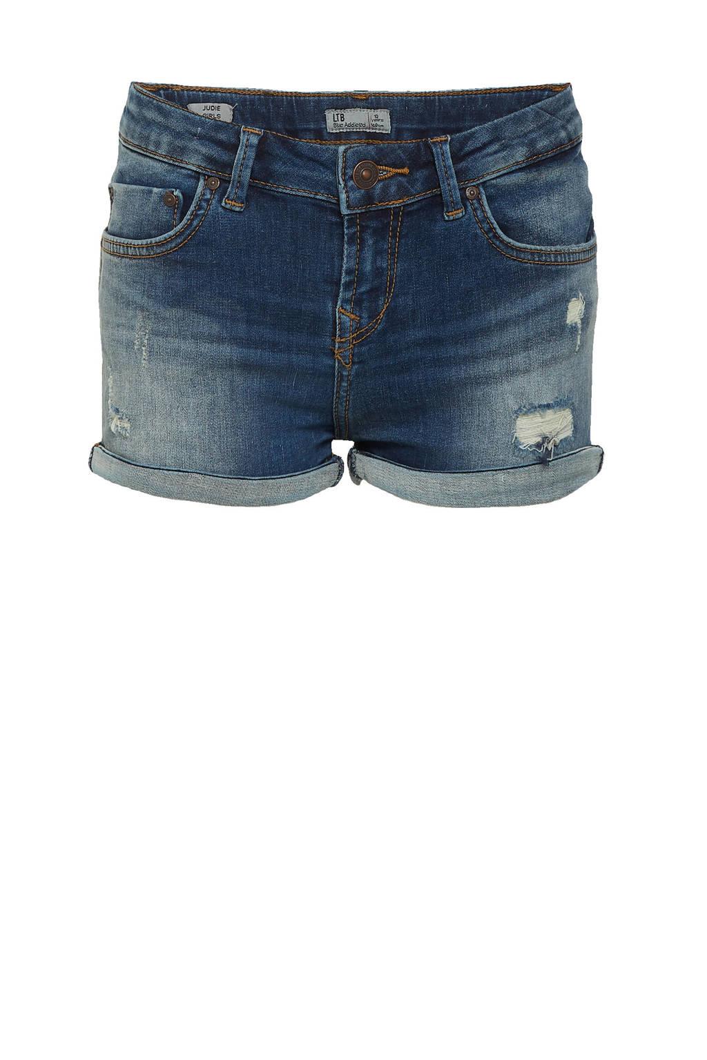 LTB slim fit jeans short Judie linnea wash, Linnea wash