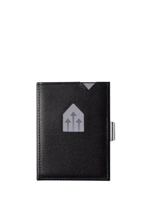 leren portemonnee RFID zwart