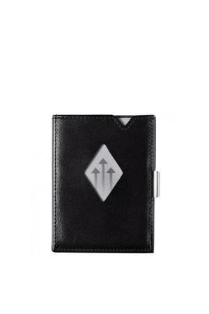 leren portemonnee zwart