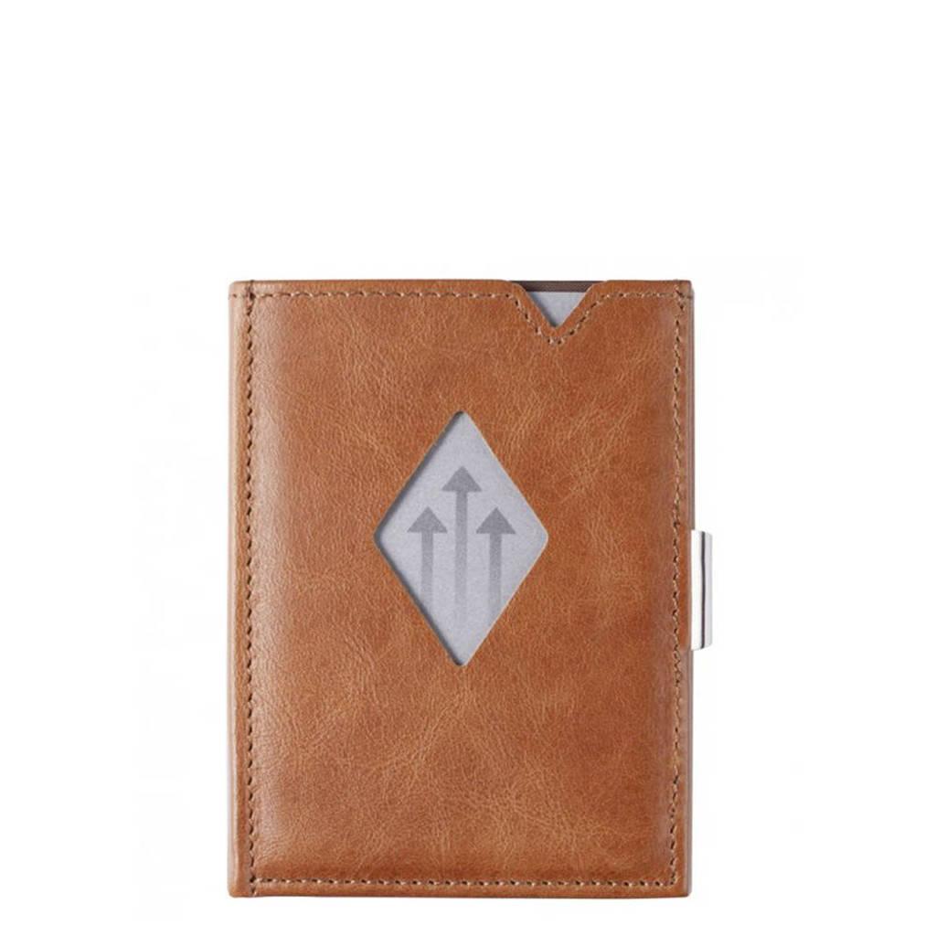 Exentri Leather Multi Wallet zand, Zand