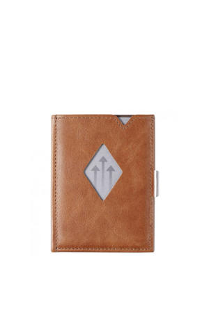 Leather Multi Wallet zand
