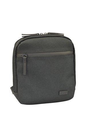 Helsinki Shoulder Bag XS zwart