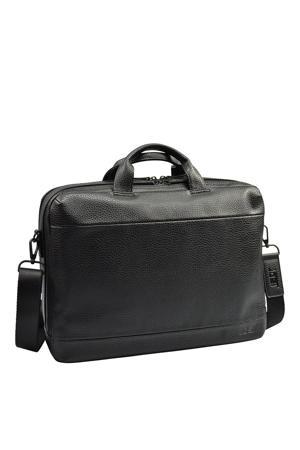 16 inch laptoptas Oslo zwart