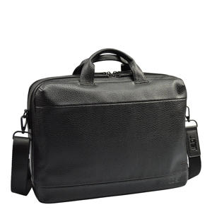 16 inch Oslo Business Bag zwart