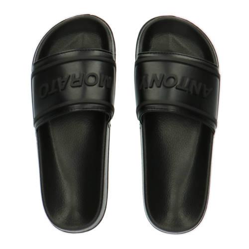 Antony Morato Harlem slippers zwart