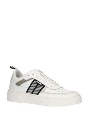 Arad  leren sneakers wit