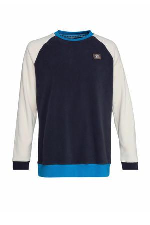 sweater Keen donkerblauw/ecru