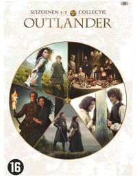 Outlander - Seizoen 1 - 5 (DVD)