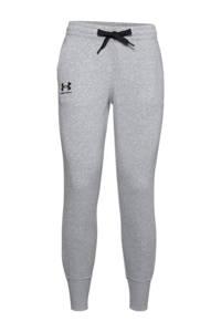 Under Armour joggingbroek grijs/zwart, Grijs/zwart