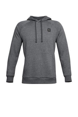 sport hoodie grijs