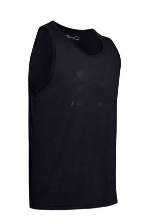 sportsinglet zwart