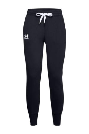 joggingbroek zwart/wit