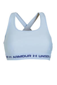 Under Armour level 3 sportbh blauw, Blauw