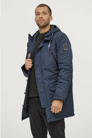 Sons of Owen parka Karson blauw