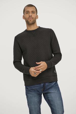 Sons of Owen sweater Viggo zwart