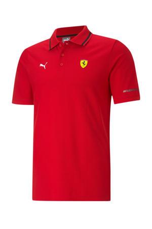 Scuderia Ferrari Race polo rood