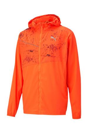 hardloopjack oranje