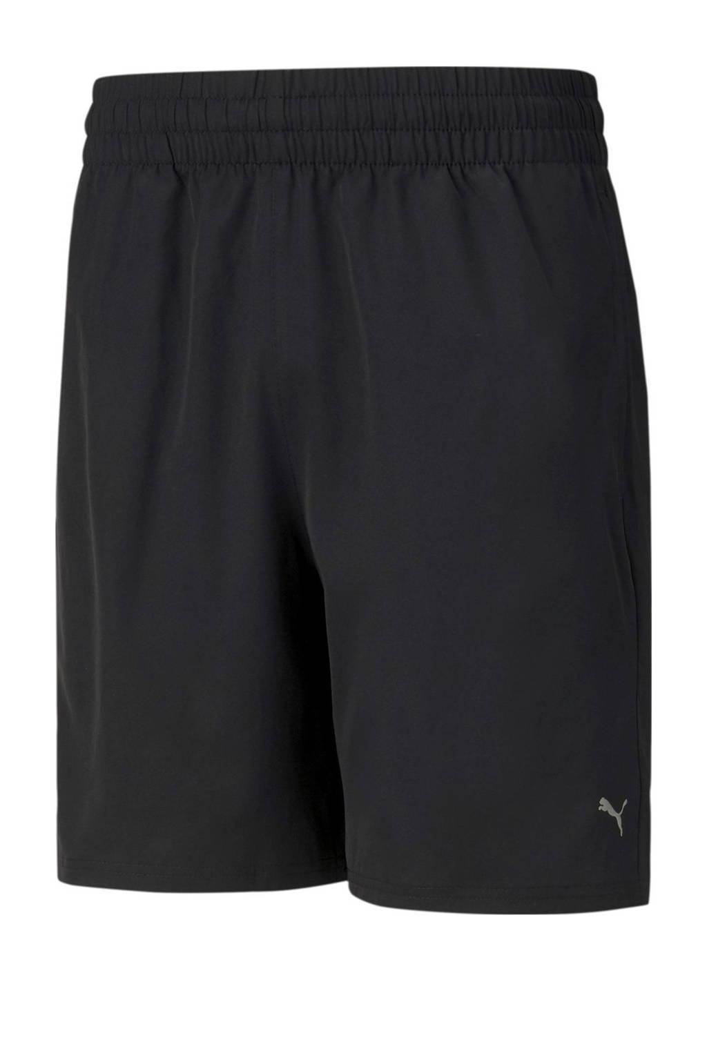 Puma   sport short zwart, Zwart